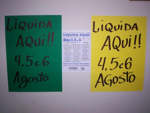 LIQUIDA AQUI!!! SUPER DESCONTOS!!!