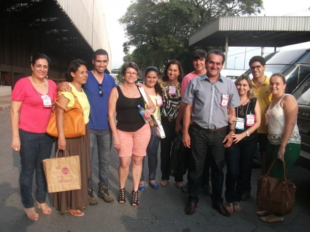 Empresários de Guará visitam Feira Internacional em São Paulo