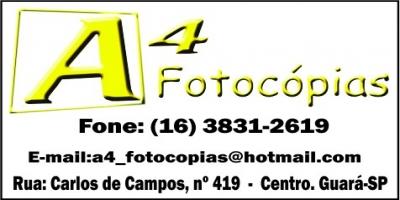 A4 FOTOCOPIAS