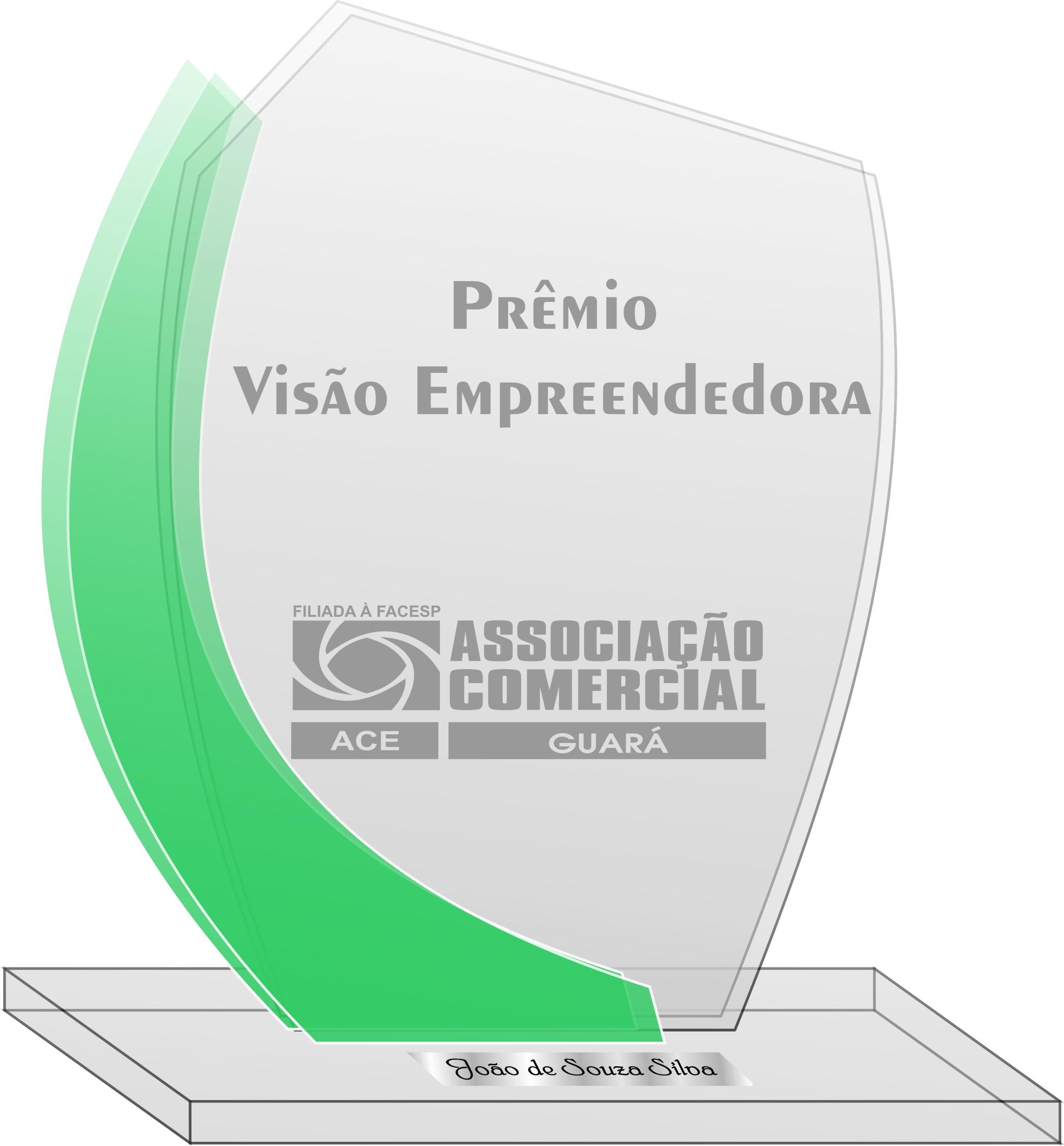 PRÊMIO VISÃO EMPREENDEDORA 2010 ACONTECE NA PRÓXIMA SEXTA!