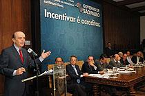 GOVERNO ANUNCIA PACOTE DE INCENTIVO ÀS MPEs PAULISTAS
