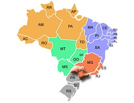 Brasil tem quase 194 milhões de habitantes, aponta IBGE