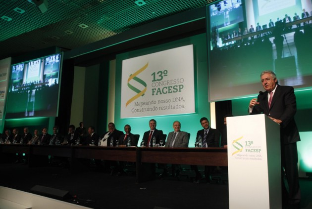 ACE GUARÁ PRESENTE NO 13º CONGRESSO FACESP